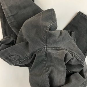 Madewell Jeans - Madewell Hi Rise Skinny Jeans Womens Size 25 Gray